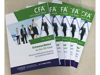 NEW!! 2017 CFA Level 1 Schweser Notes PRINT EDITION 2017 Full Set I