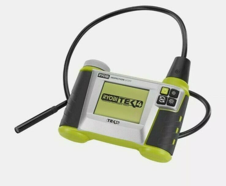 RYOBI Tek4 4-Volt Digital Inspection Scope #1152