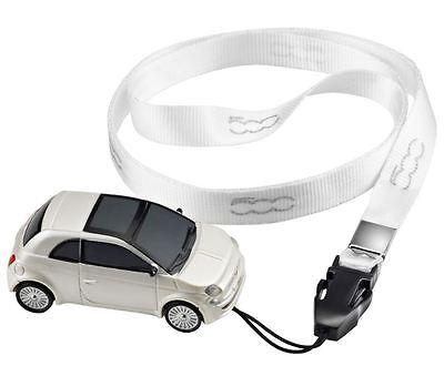 Fiat 500 8GB USB flash drive, memory stick New & GENUINE 50906524 2 yr warranty
