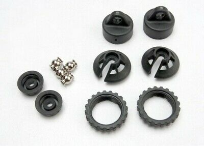 NEW Traxxas 5465 GTR Shock Caps and Spring Retainers FREE US SHIP