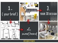 Interior Designer/ Cheshire/ Online