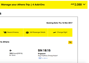 2 return tickets from Melbourne to Athens (Cheap Europe summer) Parkdale Kingston Area Preview