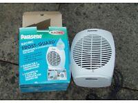 P ARASENE ELECTRIC GREENHOUSE / CONSERVATORY FAN HEATER