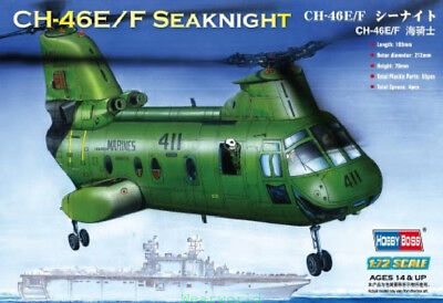 Hobbyboss 1/72 87223 CH-46E Sea Knight Model Kit