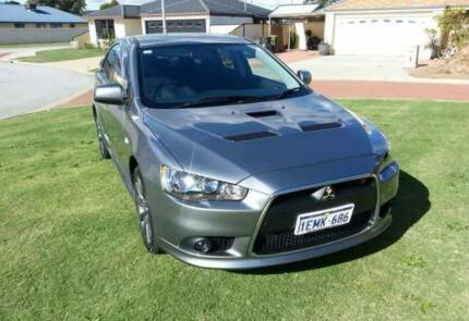 2014MY15 Ralliart Lancer DualClutch 6SP Direct Paddle Shift Turbo Kenwick Gosnells Area Preview