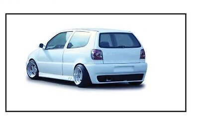 9N3, ab 05 CSR Frontansatz VW Polo 4 Facelift Schrägheck