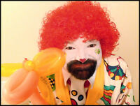 BONZEE the CLOWN Birthday Special 45 min show ONLY $50