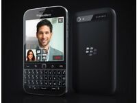 BLACKBERRY CLASSIC Q20 - 16GB UNLOCKED SIM FREE SMARTPHONE GRADED