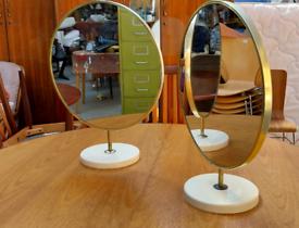 Schrieber 1960s Dressing Table mirrors