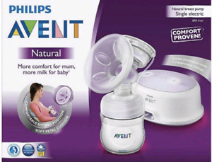 PHILIPS Avent Single Electric Breast pump.
