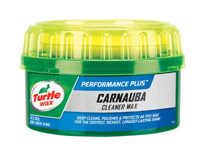 Turtle Wax Carnauba Wax Automobile 14oz Removing Oxidation & Swirl Marks (Turtle Wax Carnauba)