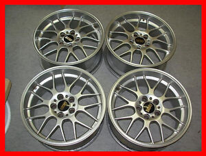 BBS RGR RG-R 18x8.5 5x120 Forged wheels rims BMW E39 E92 TL ccw