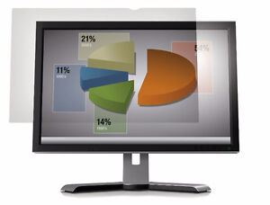 """3M & Fellowes Privacy & Anti Glare Filters 12.5"""" to 24"""", Brand N"""