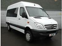 2011 Mercedes Benz Sprinter SPRINTER 315 CDI 4X4 traveliner dualiner window v...
