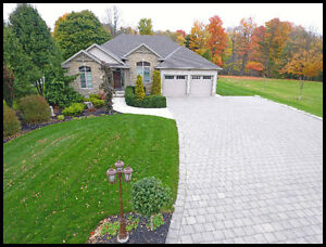 Stunning one of a kind home on an acre in Strathroy