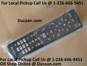 NEW Shaw Direct Replacement Remote Control -IRC 600(IR)
