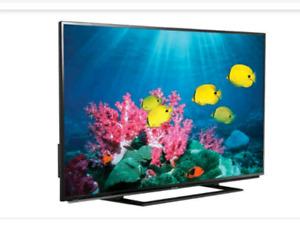 "Télévision 50"" Sharp"