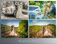 Wedding Photographer & Videographer – Premium Quality - 50% off
