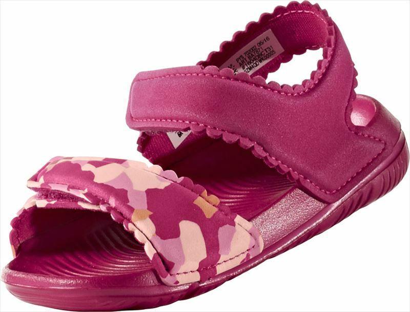 adidas ALTASWIM G I Toddler Girls Pink BA7871 Beach Sandals