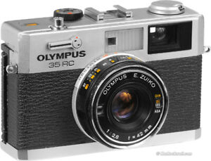 Looking for a rangefinder 35mm camera