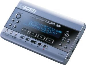 Must have for musicians ( Micro BR Boss Digital Recorder)