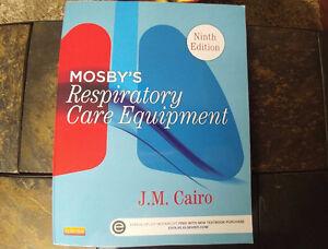 Respiratory Therapy textbooks London Ontario image 2