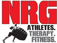 NRG'S ATHLETIC THERAPY