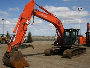 Hitachi ZX250LC-5N - Very Clean - Loaded with Options