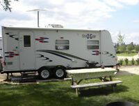 R-Vision Trail Lite Crossover 21' Travel Trailer