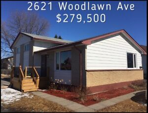 New Listing! 2621 Woodlawn Ave, Open House Saturday! 2-4 p.m.