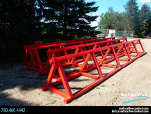 Engineered Pipe Racks | Surface Flow Control Edmonton Edmonton Area image 1