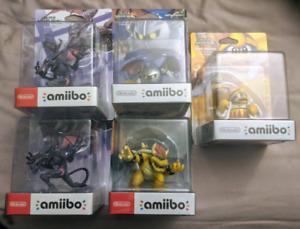 Amiibos for trade