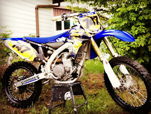 "2010 yz450f ""MINT"" low hours Regina Regina Area image 1"