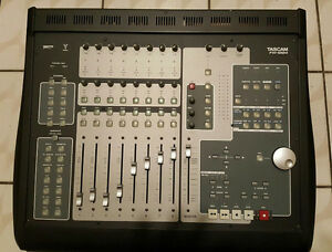 Tascam FW-1884 interface and DAW controller