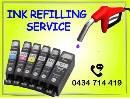 Ink Cartridge - Refilling for HP / Canon / Brother/Epson From $10 Morley Bayswater Area Preview