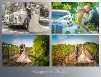 Premium Wedding Photographer & Videographer services - $200 OFF