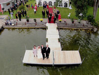 Wedding Photography and Aerial Video