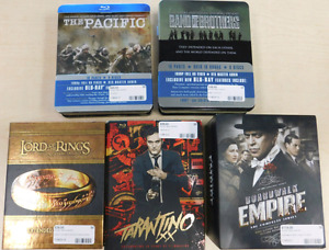 DVD and Blu-ray TV series and movies @Hockshop Kingston