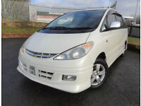 Toyota Estima 3.0 Seven Seats - Import to UK 2011 - KMT Cars