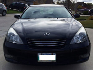 2002 Lexus ES300 for sale (with winter tires) $6900 OBO