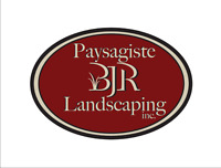 BJR Landscaping is now hiring / Nous Embauchons