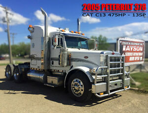 2005 PETERBILT 378 ***CAT 475***13 SPEED***
