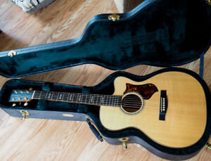 Martin OMCPA1 Plus Acoustic Electric