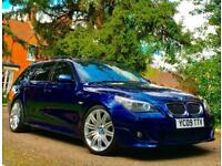 SOLD FULY LOADED 2009 BMW 535D 3.0 TWIN-TURBO M SPORT TOURING ESTATE / 335d 530D