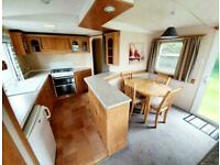 **NOW SOLD** Static caravan for sale west coast scotland free standing furniture