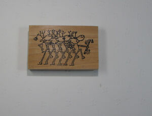 Various Wood Block Rubber Stamps for stamping cards/scrapbooking Kingston Kingston Area image 6