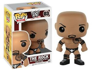 WWE The Rock Funko Pop at JJ Sports! Sarnia Sarnia Area image 1