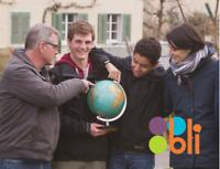 Recherché: Familles d'accueil pour étudiants internationaux