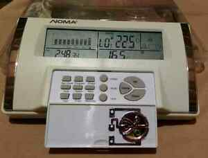 Noma Heating/Cooling Programmable Thermostat