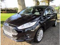 2015 Ford Fiesta 1.6 ( 105ps ) Titanium 5 dr Powershift - 16k miles!